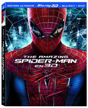 "Afficher ""The Amazing Spider-Man 3D"""