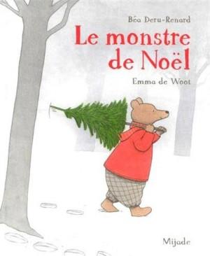 """Afficher """"Le monstre de Noël"""""""