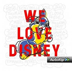 "Afficher ""We love Disney"""