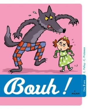 """Afficher """"Bouh !"""""""