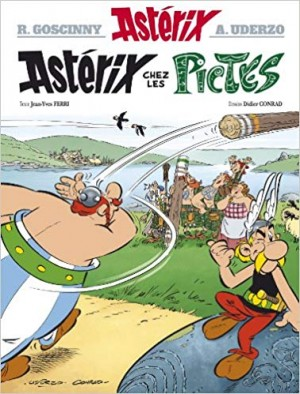 """Afficher """"Une aventure d'Astérix n° 35 Astérix chez les Pictes"""""""
