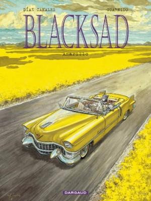 vignette de 'Blacksad n° 5<br /> Amarillo (Juan Díaz Canales)'