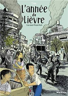 """Afficher """"L'Année du lièvre n° 1 Au revoir Phnom Penh"""""""