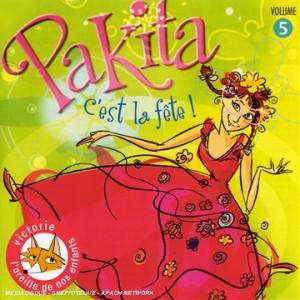 """Afficher """"Pakita n° 5 C'est la fête !"""""""