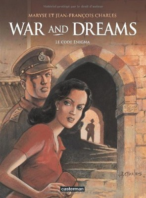"""Afficher """"War and dreams n° 2 Le code Enigma"""""""