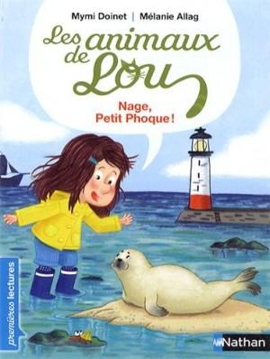 """Afficher """"Les animaux de Lou Nage, petit phoque !"""""""