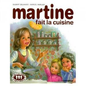 """Afficher """"Martine fait la cuisine"""""""
