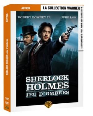 """Afficher """"Sherlock Holmes - Jeu d'ombres"""""""