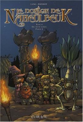 """Afficher """"Le donjon de Naheulbeuk n° 4"""""""