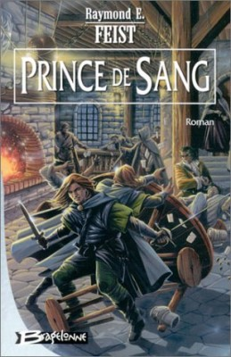 """Afficher """"Les Chroniques de Krondor n° 5 Prince de sang"""""""