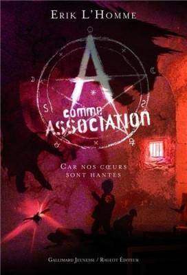 """Afficher """"A comme Association n° 7 Car nos coeurs sont hantés"""""""