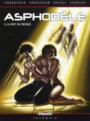 """Afficher """"Asphodèle n° 4 La Nuit du masque"""""""