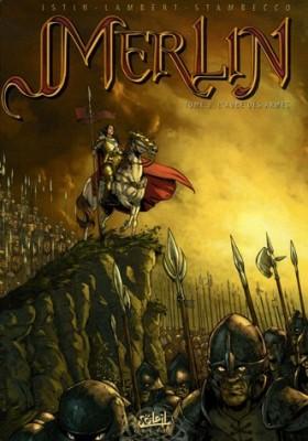 "Afficher ""Merlin n° 8 L'aube des armes"""