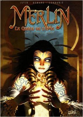 "Afficher ""Merlin n° 3Swerg le maudit"""