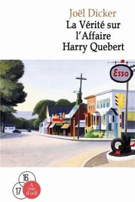 """Afficher """"La vérité sur l'affaire Harry Quebert"""""""
