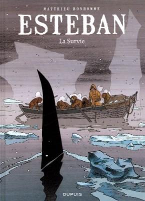"""Afficher """"Esteban n° 3 La survie"""""""