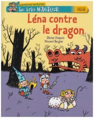 """Afficher """"Le trio magique Léna contre le dragon"""""""
