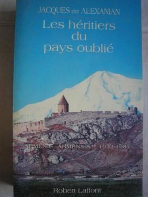 """Afficher """"Arménie, Arménies. n° 2 Les héritiers du pays oublié"""""""
