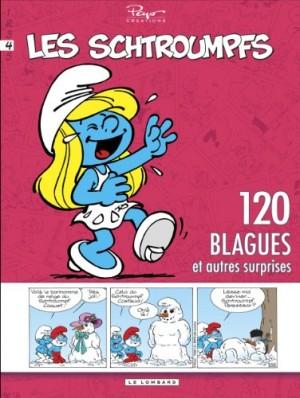 "Afficher ""120 blagues de Schtroumpfs n° 4"""