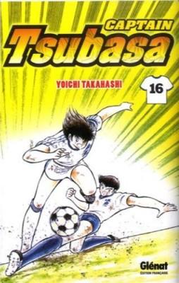 """Afficher """"Captain Tsubasa n° 16 La Force explosive du rasoir"""""""