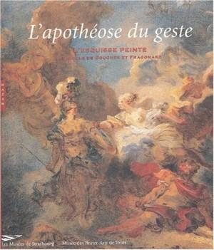 """Afficher """"L'apothéose du geste"""""""