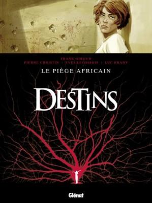 """Afficher """"Destins n° 3 Le piège africain"""""""