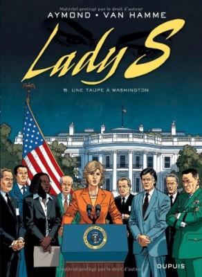 """Afficher """"Lady S. n° 5Une taupe à Washington"""""""