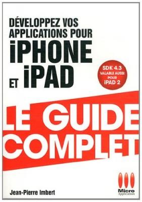 """Afficher """"Développez vos applications pour iPhone et iPad"""""""