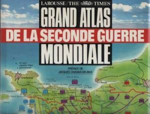 """Afficher """"Grand atlas de la seconde guerre mondiale"""""""