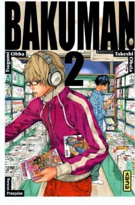"""Afficher """"Bakuman n° 2 Bakuman."""""""
