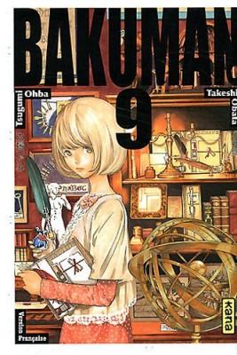 """Afficher """"Bakuman n° 9"""""""