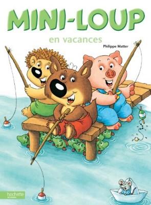 """Afficher """"Mini-loup en vacances"""""""