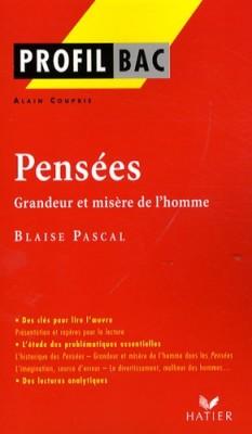 """Afficher """"Pensées de Pascal"""""""