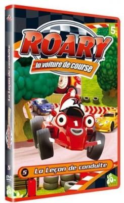 """Afficher """"Roary n° 5 Roary, la voiture de course"""""""