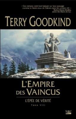 """Afficher """"L'épée de vérité n° 8 L'empire des vaincus"""""""