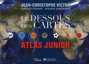 vignette de 'Le dessous des cartes (Jean-Christophe Victor)'