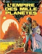 """Afficher """"Valérian agent spatio-temporel n° 2 L'Empire des mille planètes"""""""