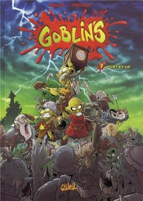 "Afficher ""Goblin's n° 7 Mort et vif"""