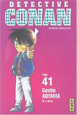 """Afficher """"Détective Conan n° 41"""""""