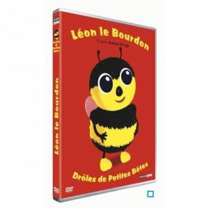 """Afficher """"Drôles de petites bêtes Léon le bourdon"""""""