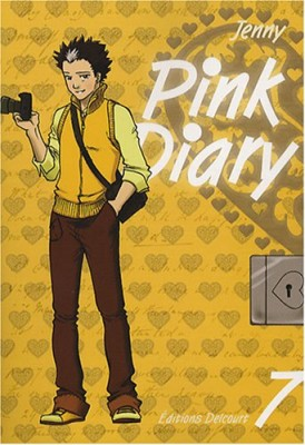 "Afficher ""Pink diary n° 7"""