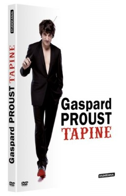 "Afficher ""Gaspard Proust tapine"""