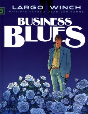 "Afficher ""Largo Winch n° 4 Business blues"""
