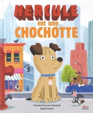 """Afficher """"Hercule est une chochotte"""""""