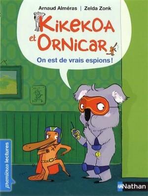 """Afficher """"Kikekoa et OrnicarOn est de vrais espions !"""""""