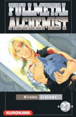 "Afficher ""Fullmetal Alchemist n° 27 Fullmetal alchemist"""