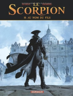"""Afficher """"Le Scorpion n° 10Au nom du fils"""""""