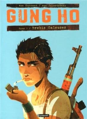 vignette de 'Gung Ho n° 01<br />Brebis galeuses (Thomas Kummant)'