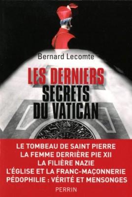 """Afficher """"Les derniers secrets du Vatican"""""""