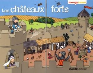 """Afficher """"Les châteaux forts"""""""
